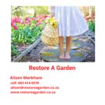 Restore A Garden