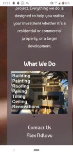 Make sure builders construction