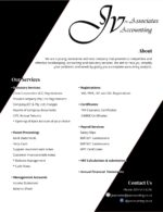 JV & Associates Accounting (Pty) Ltd