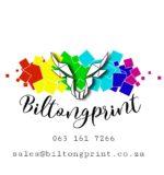 Biltongprint